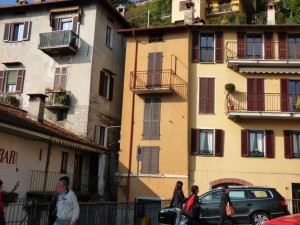 Immobilien Comer See Argegno Haus mit Seeblick