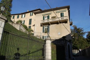 Immobilien Comer See Moltrasio Wohnung mit Seeblick