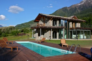 Immobilien Comer See Colico mit Schwimmbad