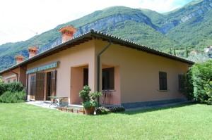 Immobilien Comer See Tremezzo mit Garten und Keller