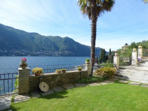 Immobilien Comer See Moltrasio Villa am See
