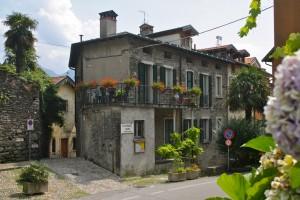 Immobilien Comer See San Siro Wohnung mit Seeblick und terrasse