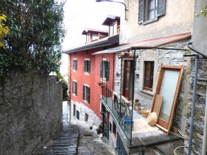 Immobilien Comer See Carate Urio Wohnung mit Seeblick