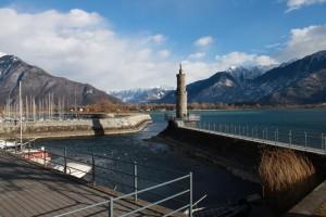 Immobilien Comer See Gera Lario Haus Zentrale Lage 30 Mt Von See