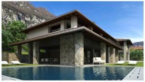 Immobilien Comer See Tremezzo Villa Mit Schwimmbad und Garten