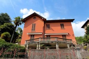 Immobilien Comer See Cernobbio Villa der ersten des '900 mit Seeblick