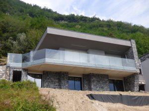 Immobilien Comer See Laglio Residenz modernen Designs mit Seeblick - Wohnung