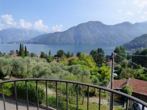 Immobilien Comer See Tremezzina Wohnung mit Seeblick - Terrasse