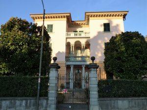 Immobilien Comer See Menaggio Wohnung in alten Villa - Menaggio