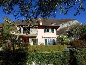 Immobilien Comer See Tremezzina Villa mit Schwimmbad - Villa