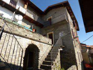 Immobilien Comer See San Siro Haus mit Seeblick und terrasse