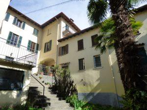 Immobilien Comer See Menaggio Wohnung mit Garten - Wohnung