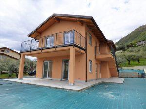 Immobilien Comer See Tremezzina Villa mit Seeblick - Garten