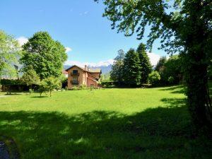 Immobilien Comer See Colico Villen mit Park und garage