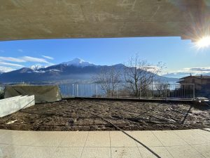 Immobilien Comer See Domaso Wohnung mit Seeblick