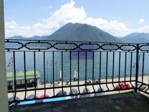 Immobilien Comer See Argegno Seeseit Wohnung - Balkon