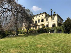 Immobilien Comer See Tremezzina Wohnung in historischen Villa - Villa