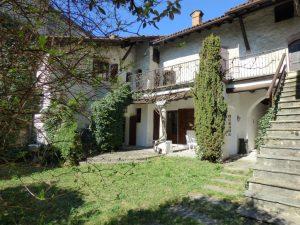 Immobilien Comer See Menaggio Villa mit Seeblick und Garten - Loveno villa