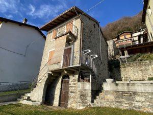 Immobilien Comer See San Siro Rustico mit Seeblick