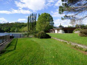 Immobilien Comer See Colico Villa Direkt am See