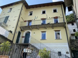 Immobilien Comer See San Siro Haus mit Seeblick