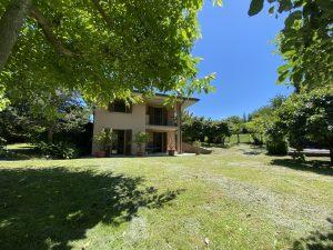 Immobilien Comer See Tremezzina Haus mit Garten