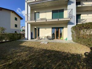 Immobilien Comer See Gera Lario Wohnung mit Garten