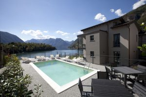 Tremezzina Wohnung mit Schwimmbad und Terrasse - Wohnung
