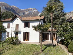 Haus mit Garten und TerrasseComer See Tremezzo - fassade