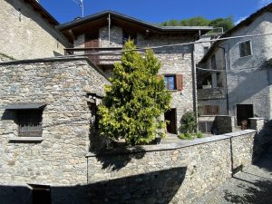 Immobilien Comer See Gera Lario Hügelig Renoviert Rustico